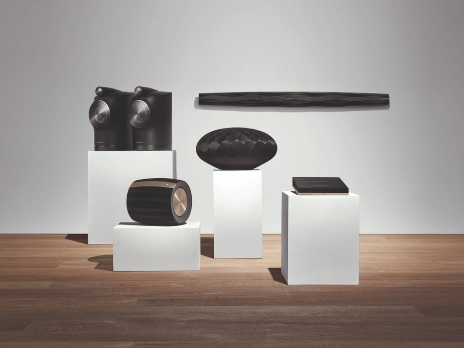 New work: Bowers & Wilkins Formation
