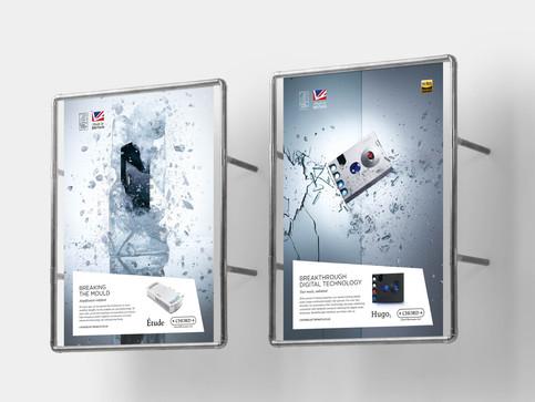 Chord Electronics Advertising