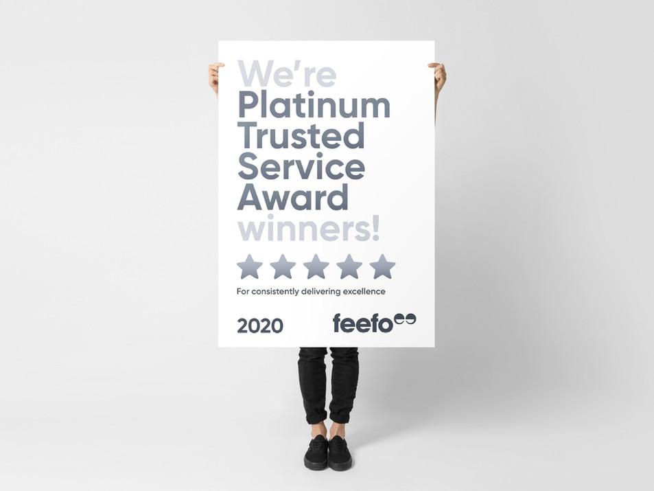 Feefo 2019/2020 Awards