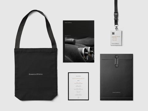 Bowers & Wilkins + McLaren Press Pack