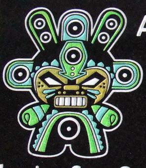 Multi-colour custom character