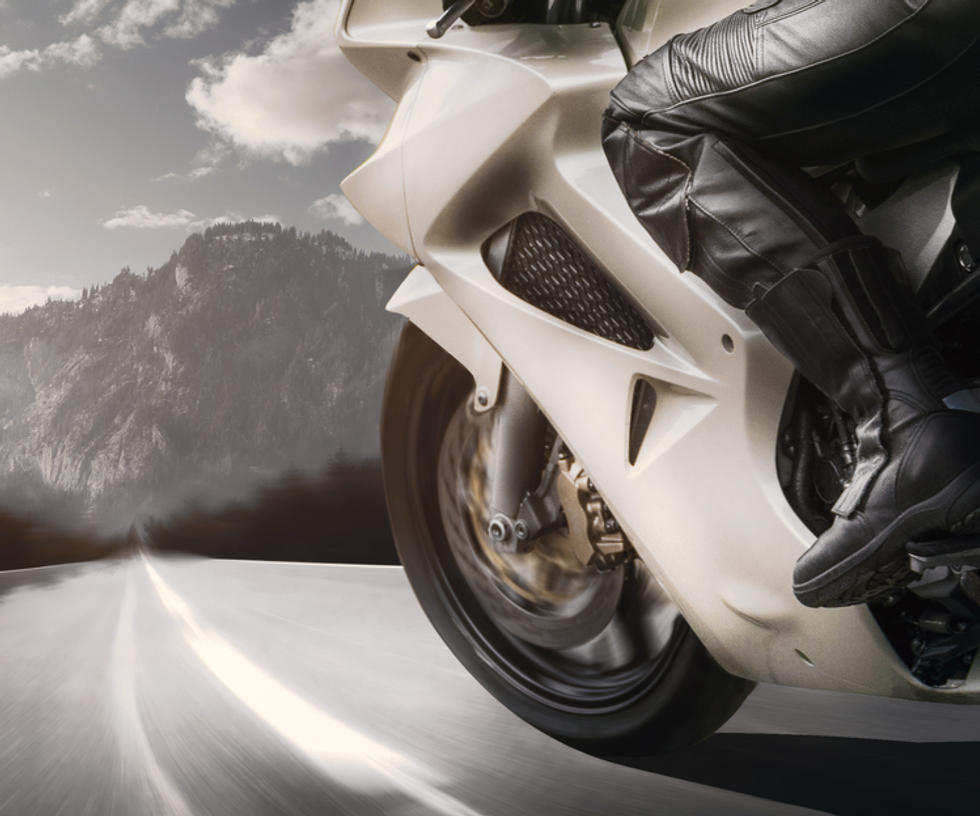 Tire & Wheel Coverage for Motorcycles