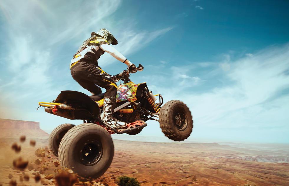 ATV's & Utility Vehicles >