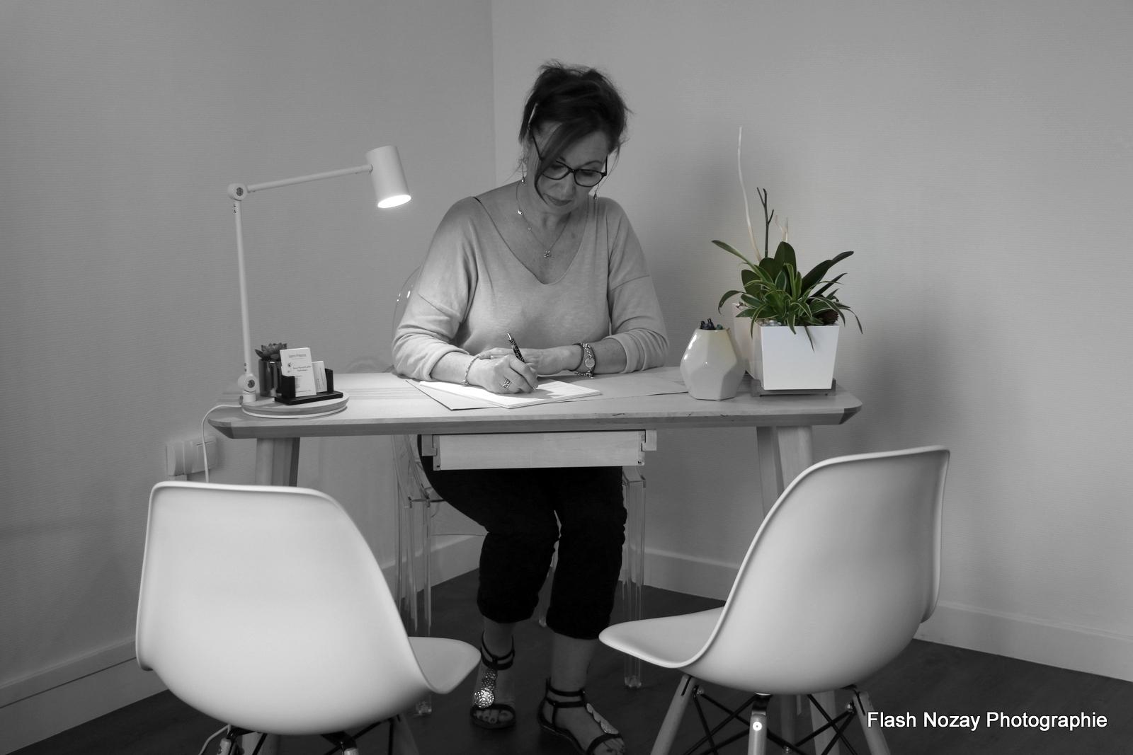 Anne Hamel Labbé sophrologue