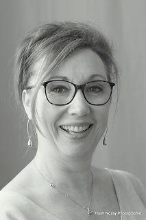 Portrait Anne Hamel Labbé - sophrologue - Nozay - Nantes