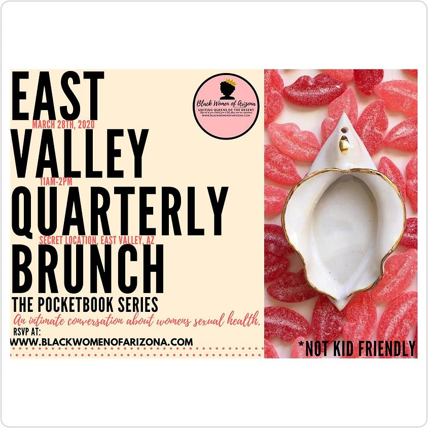 BWAZ East Valley Quarterly Brunch: The Pocketbook Series (Spring 2020)