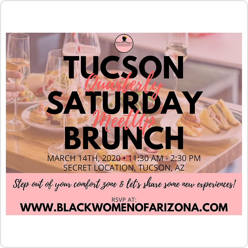 BWAZ Tucson Quarterly Meetup Brunch (Spring 2020)