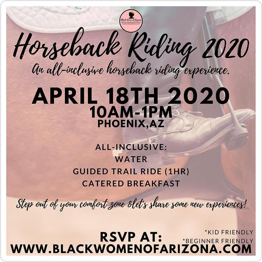 BWAZ Horseback Riding 2020