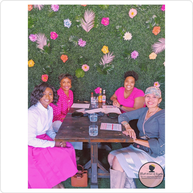March 2020 BWAZ West Valley Quarterly Meetup Brunch (Spring 2020)