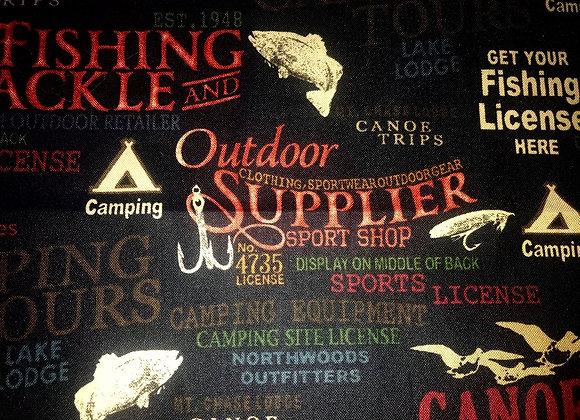 Outdoor supplier mask🏕