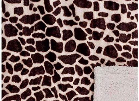 Giraffe Hip-poncho