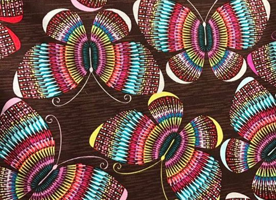 Stitch Butterflies