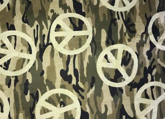 Camo Peace