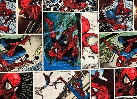 Action Spiderman