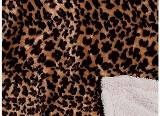 Leopard Hip-poncho