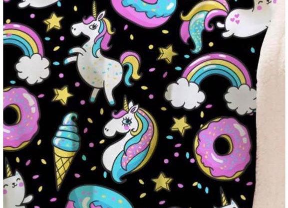 Unicorns Hip-poncho