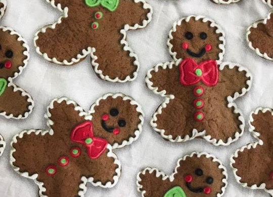 Large Gingerbread