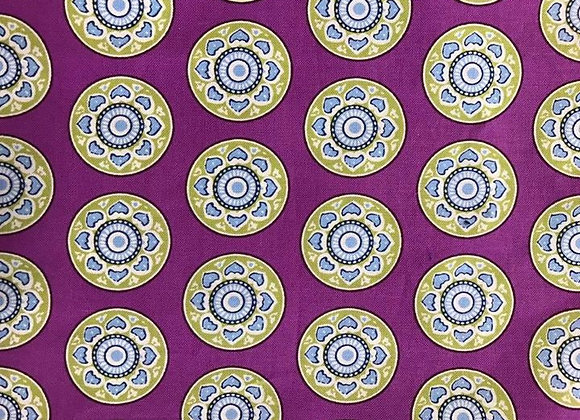 Purple disks