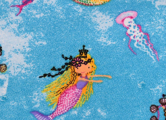 Mermaid (Snuggle Flannel)