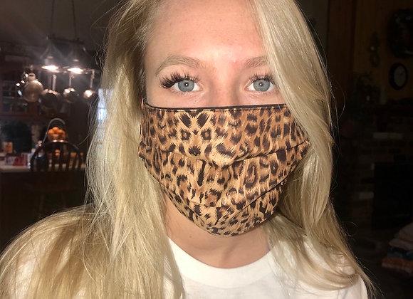 Leopard mask 🐆