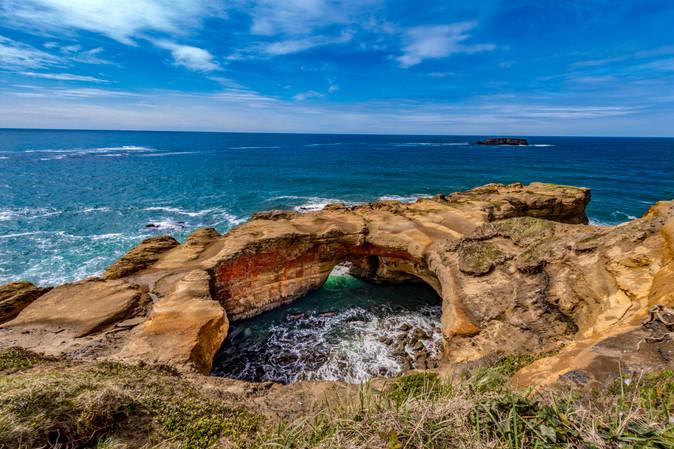 Devils Punchbowl, Otter Rock, OR