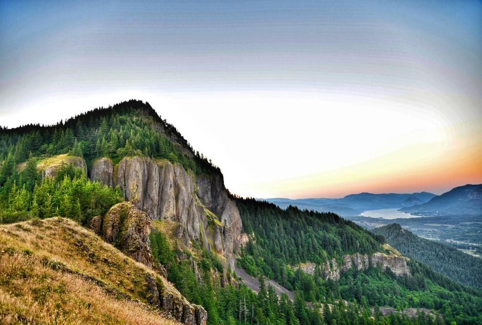 Hamilton Mountain, Wa