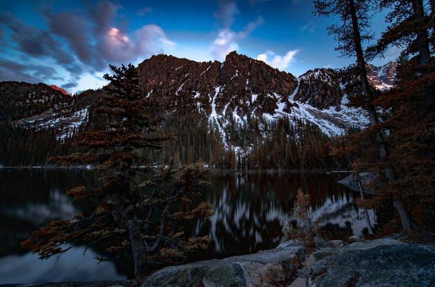 Lake Stuart, Leavenworth, WA