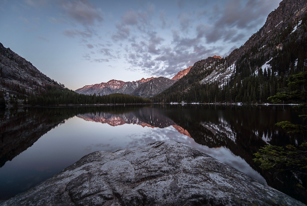 Lake Stuart, Leavenworth, WA