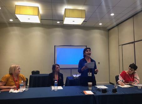 WTP Emerging Scholars Panel 2019