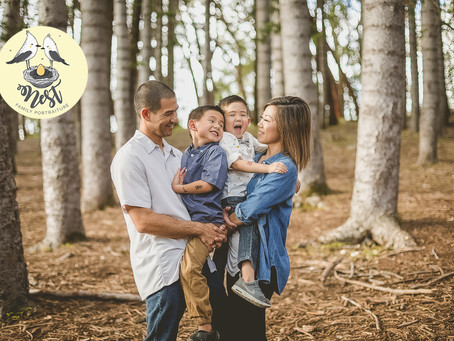 The Ozaki Family Shoot | 11.14.19 | Aiea Loop Trail