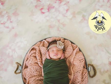 Robyn Newborn Shoot | 03.03.20 | In-Studio