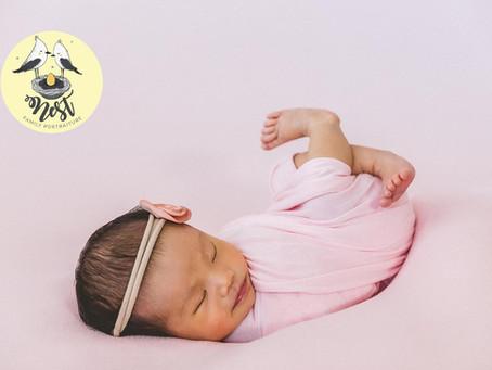 Ally Himari Newborn Shoot | 12.30.20 | In-Studio