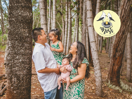 The Kaulukukui Family Shoot | 06.10.20 | Aiea Loop Trail