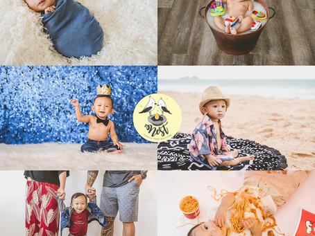 Elias Jude | Baby's 1st Year