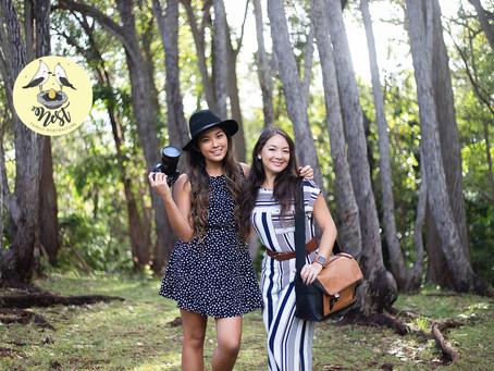 Meet The Photographers: Melissa & Crysta | the Nest Team | Aiea Loop Trail