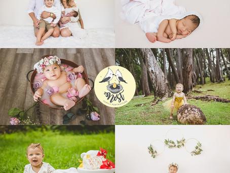 Sparrow Garza | Baby's 1st Year