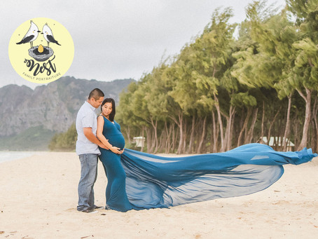 WHAT TO WEAR: Maternity Photoshoot