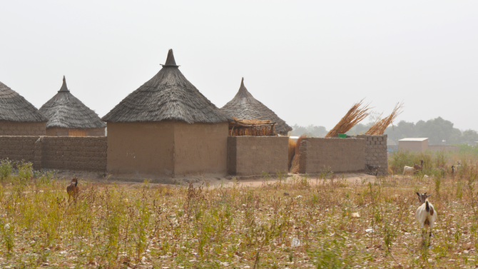 Construction and Cultural Significance of Mud Huts