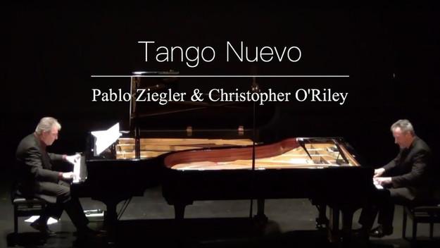 Two Piano: Places (Ziegler)
