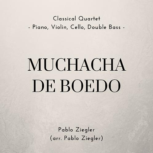 Muchacha de Boedo (Ziegler) - Classical Quartet