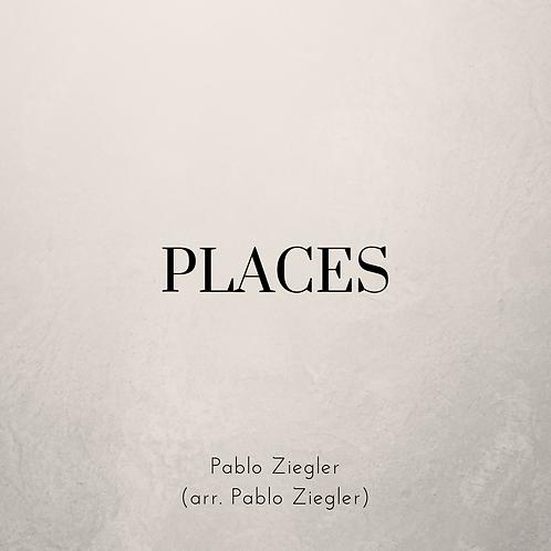 Places (Ziegler) - Two Pianos