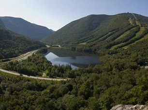 In New Hampshire, Franconia Notch State