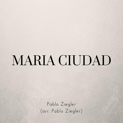 Maria Ciudad (Ziegler) - Two Pianos