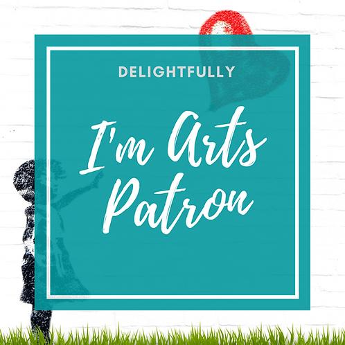 I'm Arts Patron