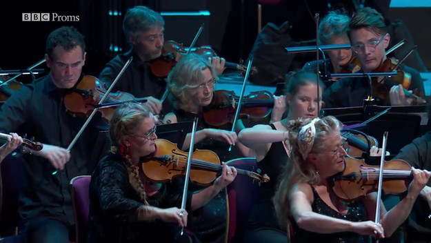 BBC Proms: La Rayuela (Ziegler)