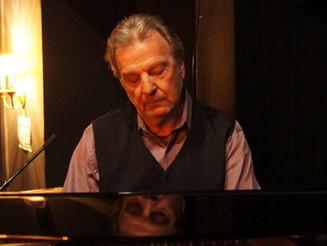 El pianista y compositor Pablo Ziegler ganó el Grammy al mejor álbum de jazz latino