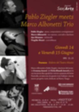 Pablo Ziegler Marco Albonetti Piazzolla