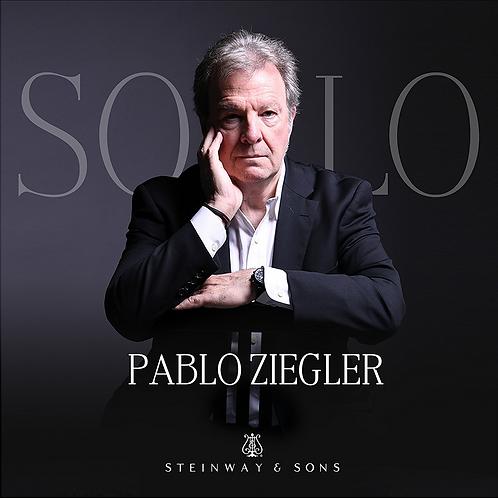 Oblivion (Piazzolla) - Solo Piano with improvisation