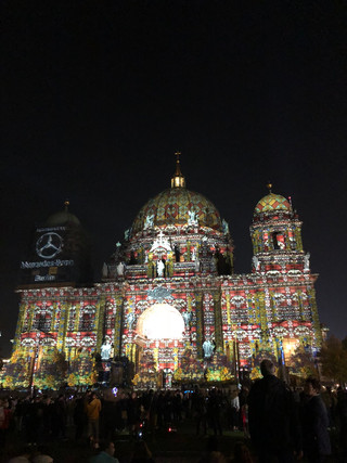 Light Festival in Berlin