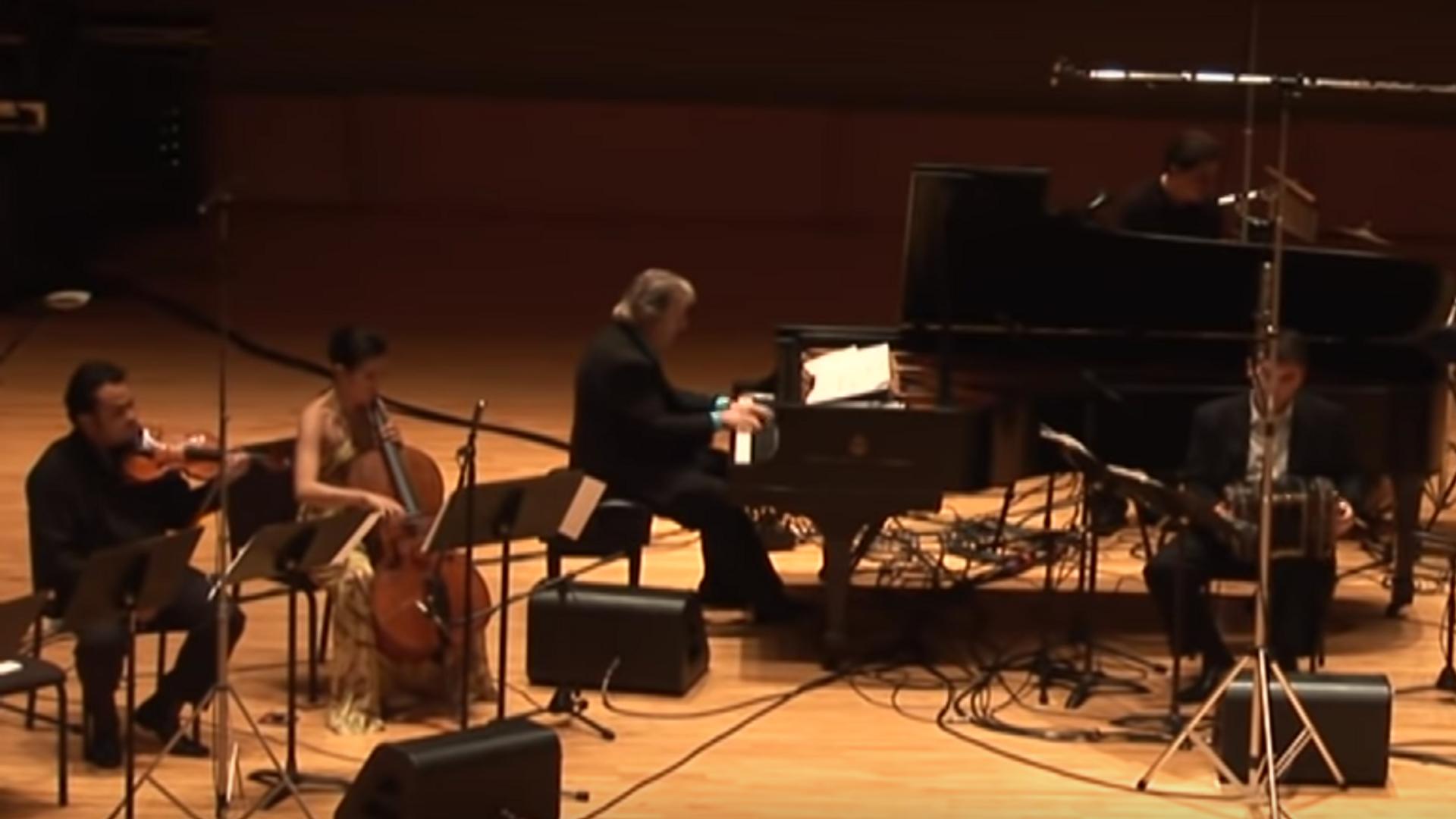 Chamber Ensemble: Libertango (Piazzolla)
